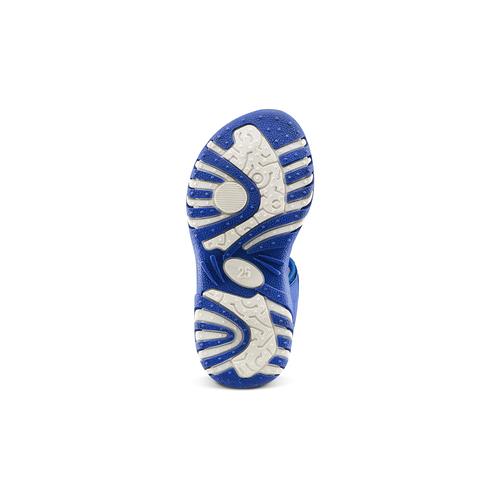 Sandali Shark mini-b, blu, 261-9180 - 19