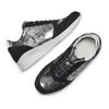 Sneakers Casual bata, nero, 523-6459 - 26