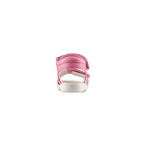 Sandali da bambina mini-b, rosa, 261-5144 - 15