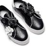 Sneakers senza lacci bata, nero, 544-6374 - 26