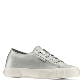 Superga 2750 Plus Satin superga, argento, 589-2217 - 13