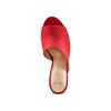 Mules con tacco insolia, rosso, 769-5277 - 17