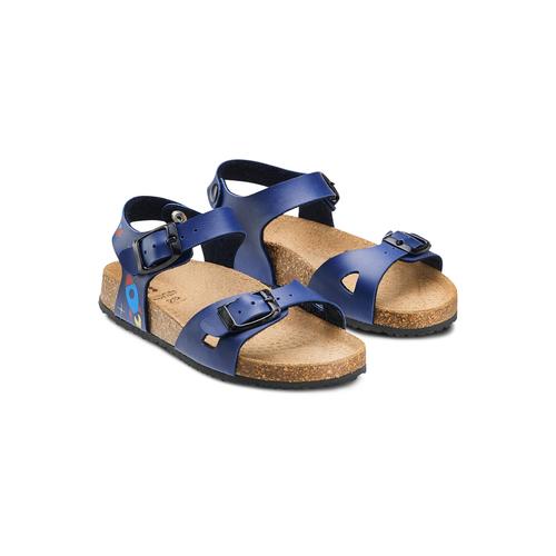 Sandali con navicella spaziale mini-b, blu, 261-9210 - 16
