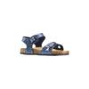 Sandali con stampa mini-b, blu, 261-9213 - 13