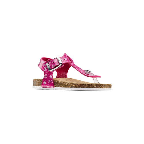 Sandali infradito mini-b, rosa, 261-5212 - 13