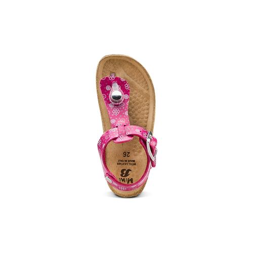 Sandali infradito mini-b, rosa, 261-5212 - 17