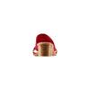 Ciabatte con tacco bata, rosso, 671-5835 - 15