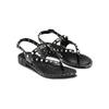 Sandali infradito bata, nero, 561-6240 - 16