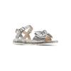 Sandali con fiocco mini-b, argento, 361-1223 - 13