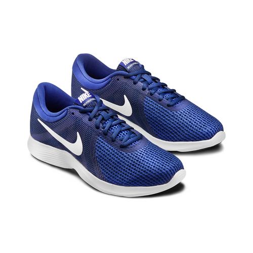 Nike Revolution 4 nike, blu, 809-9874 - 16
