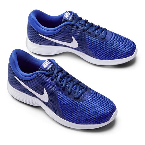 Nike Revolution 4 nike, blu, 809-9874 - 26