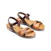 Sandali in vera pelle weinbrenner, marrone, 564-4254 - 16