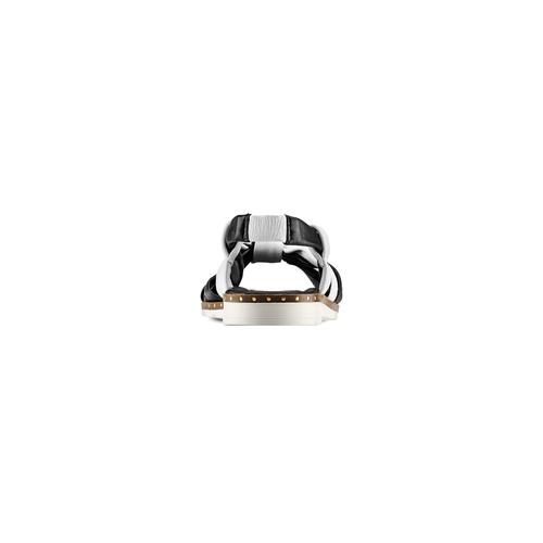 Sandali in vera pelle bata, nero, 564-6525 - 15