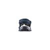 Sandali in pelle da bambino mini-b, blu, 363-9244 - 15