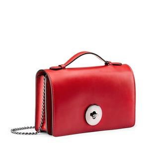 Minibag a tracolla bata, rosso, 964-5241 - 13