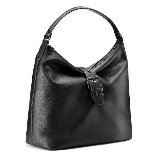 Handbag  bata, nero, 961-6103 - 13