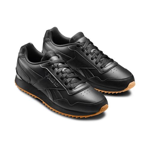 Sport shoe  reebok, nero, 801-6147 - 16