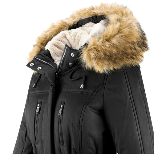 Jacket  bata, nero, 979-6321 - 15