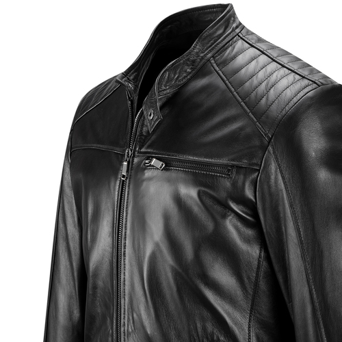 Jacket  bata, nero, 974-6188 - 15