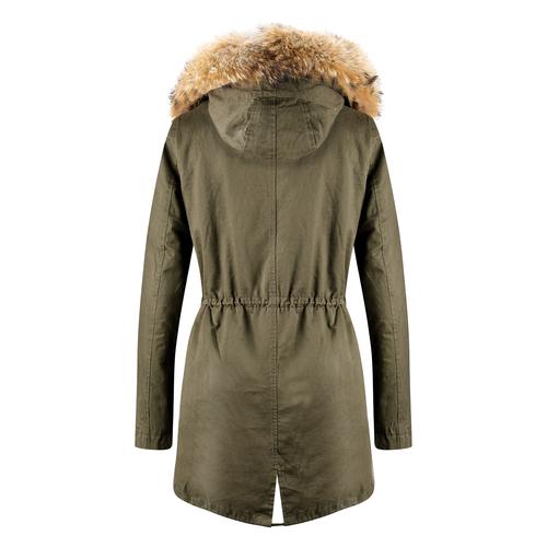 Jacket  bata, verde, 979-7304 - 26