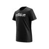 T-shirt  adidas, nero, 939-6790 - 16