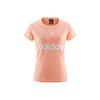 T-shirt  adidas, rosa, 939-5792 - 13