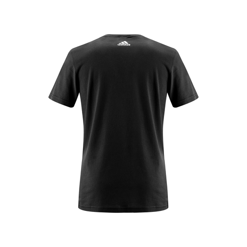 T-shirt  adidas, nero, 939-6790 - 26