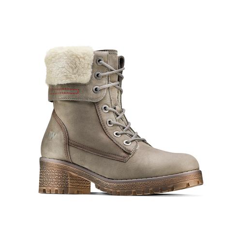 Boot  weinbrenner, grigio, 696-2207 - 13