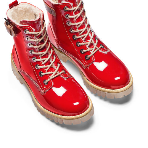 Boot  weinbrenner, rosso, 598-5462 - 17