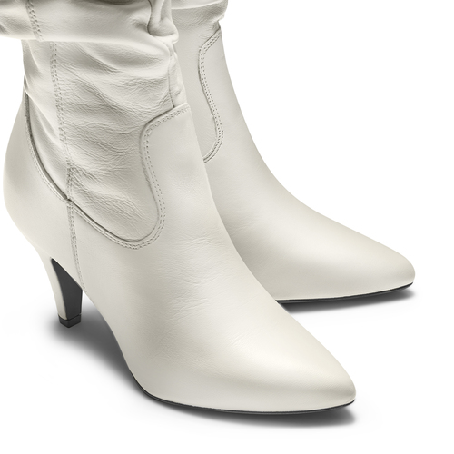 Boot  bata, bianco, 794-1186 - 17