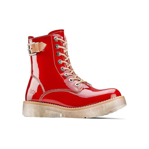 Boot  weinbrenner, rosso, 598-5462 - 13