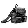 Handbag  bata, nero, 961-6441 - 13