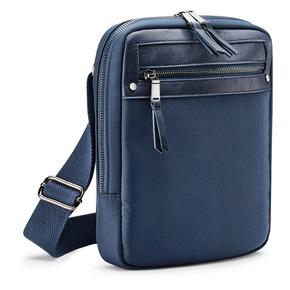 Handbag  bata, blu, 969-9265 - 13