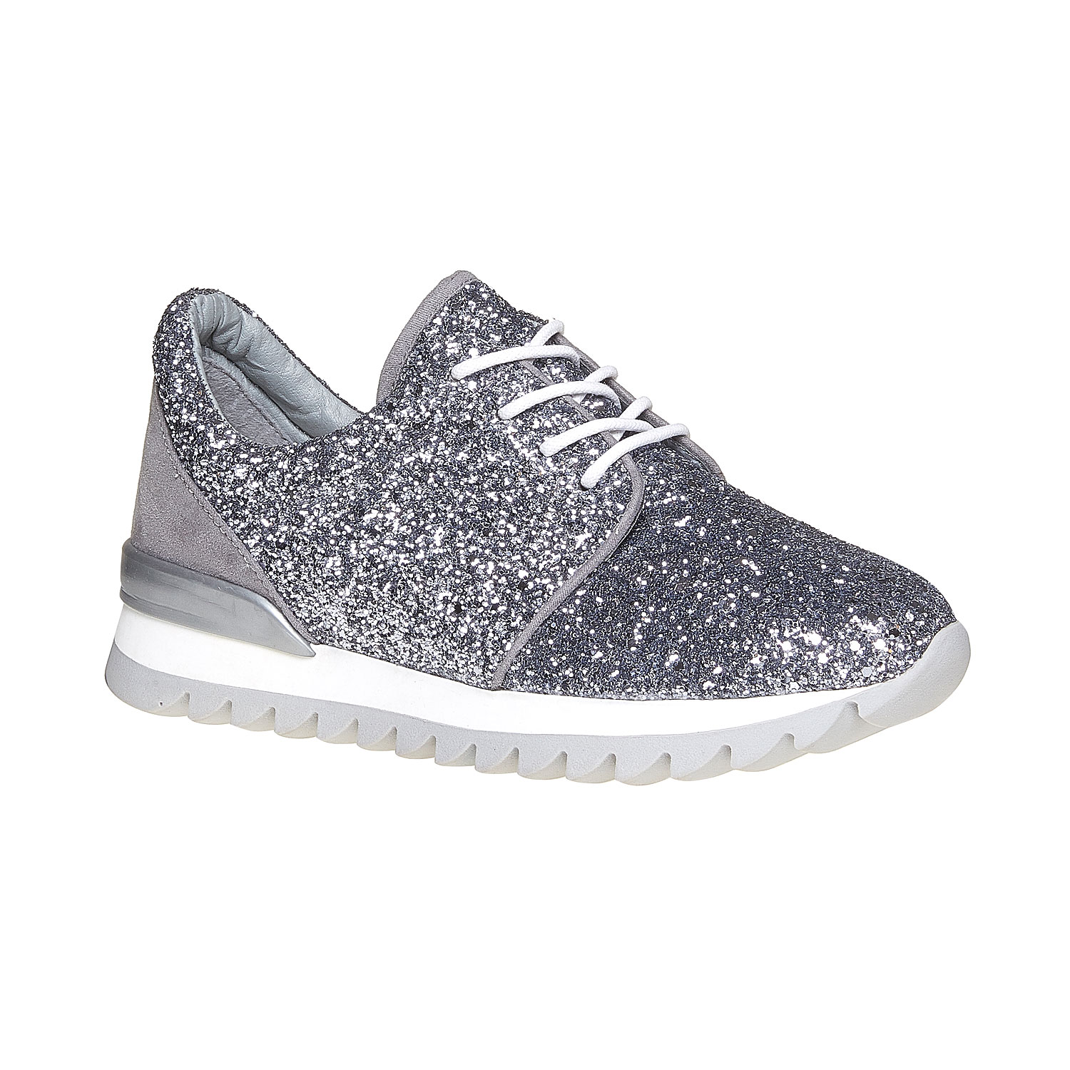 Sneakers argentate per donna North star rHOehkWjpc