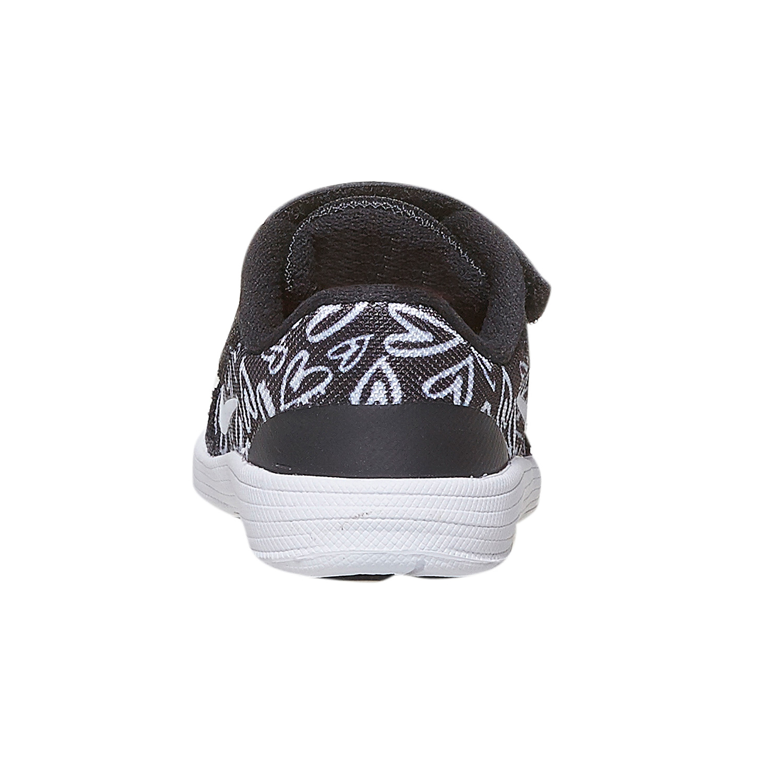 Sneakers da bambina con chiusura a velcro NPsB5