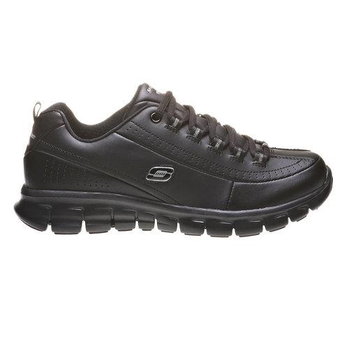Sneakers sportive skechers, nero, 504-6323 - 26